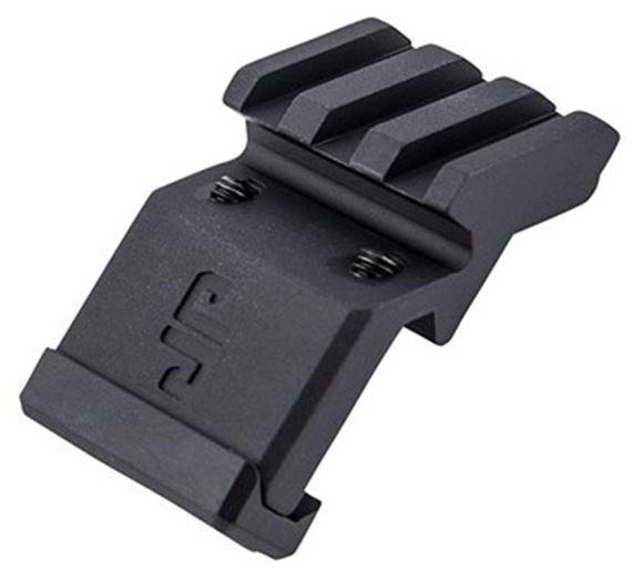 Picture of JP Enterprises AR Accessories - 45 Degree Rail Offset Adapter, Aluminum, Black