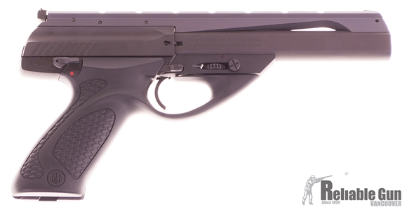 """Picture of Used Beretta U22 Neos Semi-Auto .22LR, 6"""" Barrel, Blued, With 2 Mags, Excellent Condition"""