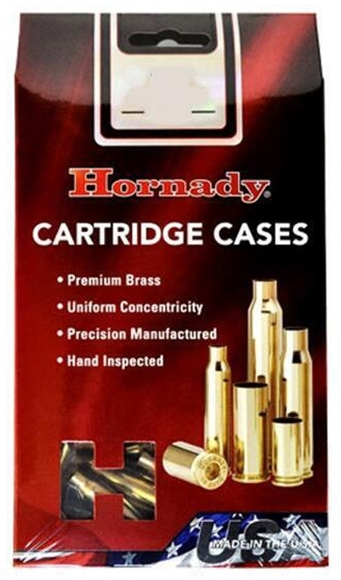 Picture of Hornady Unprimed Cases - 7mm-08 Rem, 50ct
