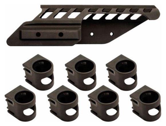 Picture of Advanced Technology International (ATI) Mossberg Side Saddle & Add-a-Shell - Remington 12Ga Halo Side Saddle & Seven Piece Full Add-a-Shell Package