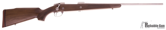 Picture of Used Sako Stainless Hunter 85M, .270 Win. Rifle, As New, Walnut.