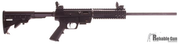 """Picture of Used JR Carbine Semi Auto Rifle, 9mm, 18.6"""" Barrel, Gen 1, With Flip Up Sights, 1 x 10rd Mag, Good Condition"""
