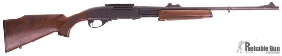 Picture of Used Remington 7600 30-06 c/w 2 mags and one pcs weaver scope base good condition