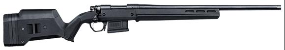 "Picture of Remington 700 Magpul Hunter Bolt Action Rifle - 6.5 Creedmoor, 22"" Heavy BBL w/5R Rifling, Threaded, Black Cerakote, Magpul Hunter Stock, X-Mark Pro Adjustable Trigger, 5rds"