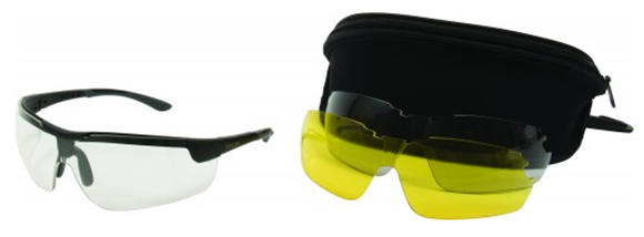 Picture of Allen Company Safety Glasses - Ion Ballistic Shooting Glasses Lens Set