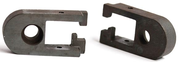 Picture of Browning A-Bolt II Magazine Floor Plate Hinge, Medallion