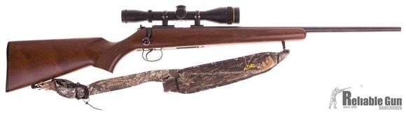 Picture of Used CZ 455 American 17 HMR - w/ Leupold VX-2 Rimfire 3-9x33 Scope