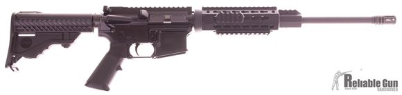 """Picture of Used DPMS Oracle Semi-Auto .223, 16"""" Barrel, With Keymod Handguard, One Mag, Very Good Condition"""