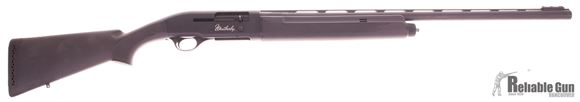 "Picture of Used Weatherby SA-08 Semi-Auto Shotgun - 12 Ga, 3"" Chamber, 28"" Black Synthetic. w/ IC, F, M Choke Tubes, FO Front Sight, Manual & Heavy Load Piston"