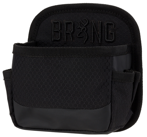 Picture of Browning Shooting Accessories, Bags & Pouches - Range Gear Shell Box Carrier, Single, Black Nylon