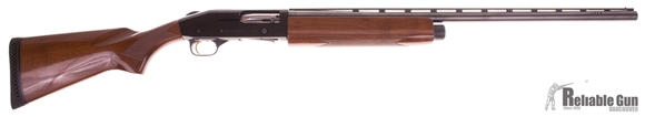 """Picture of Used Mossberg 930 Hunting All Purpose Field Semi-Automatic Walnut Stock and Forend White Bead 28"""" Barrel Vent Rib  12 ga  6 chokes Good Condition"""