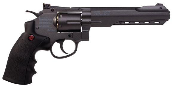 Picture of Crosman SR357 Air Pistol - 4.5mm BB, 450fps, 6rds, C02