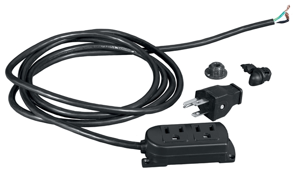 Picture of Stack-On Secure Storage - Safe/Cabinet Electrical Cord Kit