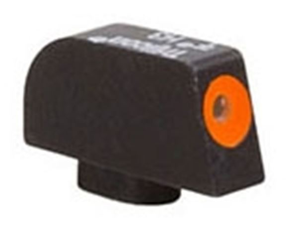 Picture of Trijicon HD XR Night Sights - Orange Front Outline, Fits Glock Models 17/17L/19/22/23/24/25/26/27/28/31/32/33/34/35/37/38/39, Front Sight Only