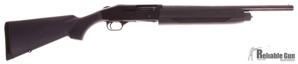 "Picture of Used Mossberg 930 Semi-Auto 12ga, 3"" Chamber, 2 Barrel Combo 18.5"" & 28"", Black Synthetic Stock,  Very Good Condition"
