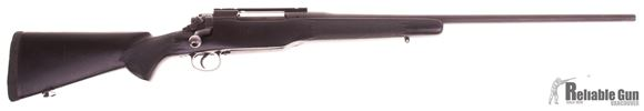 Picture of Used Enfield P17 30-06 Bolt Action Rifle, Bell & Carlson Synthetic Stock, 24'' Barrel, Weaver Rail, Good Condition