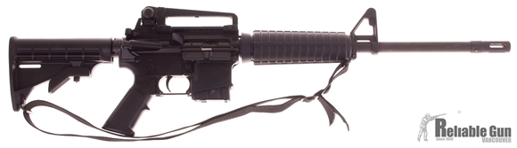 "Picture of Used Bushmaster AR-15 XM15-E2S, .223/5.56, 16"" BBL, Carry Handle, Hard Case, 1x Magazine Very Good Condition"