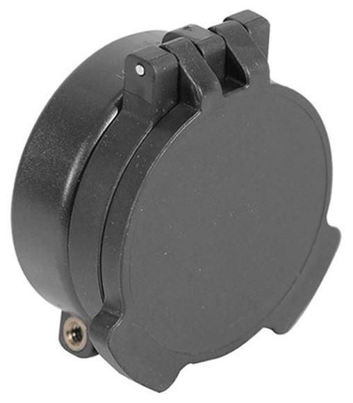 Picture of Tenebraex Tactical Tough Cover - Flip Cover with Adapter Ring, Eye Piece, Black, Vortex Razor HD Gen II