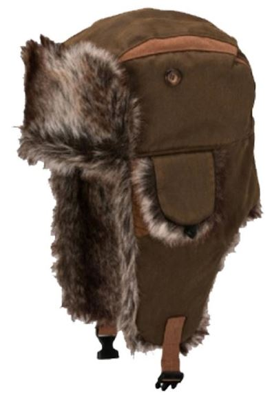 Picture of Browning Headwear - Bomber, Fargo, Brown