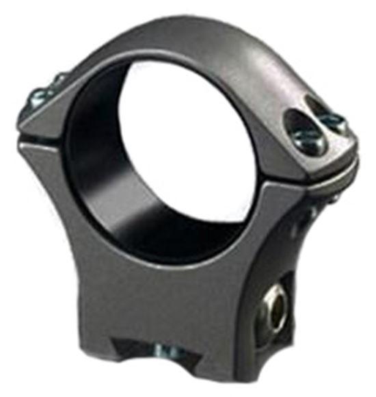 """Picture of Sako Optilock Ring Mounts - 1"""", Low, 27mm, Stainless, Tikka"""