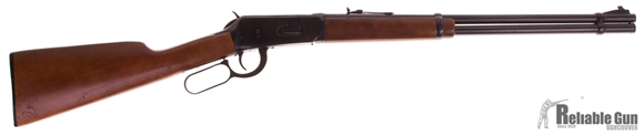 Picture of Used Winchester 1894 Lever-Action 30-30 Win, 1973 Production, Light Rust on Barrel, Otherwise Good Condition
