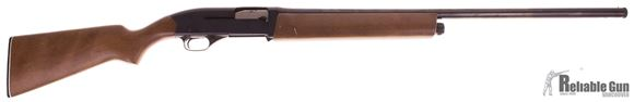 "Picture of Used Winchester 2400 Semi-Auto 12ga, 2 3/4"" Chamber, 28"" Barrel, Win Choke (IC), Light Rust On Barrel & Bolt, Otherwise Good Condition"