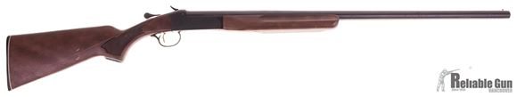 """Picture of Used Winchester 37A Single-Shot 12ga, 2 3/4"""" Chamber, 30"""" Barrel Full Choke, Light Rust On Some Parts, Otherwise Good Condition"""