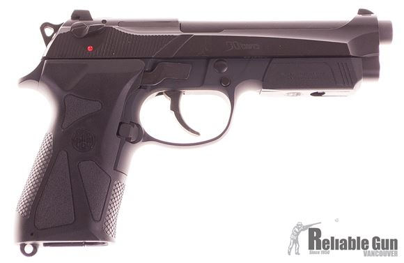 Picture of Used Beretta 90-Two Semi-Auto 9mm, With 2 Mags & Original Box, Very Good Condition