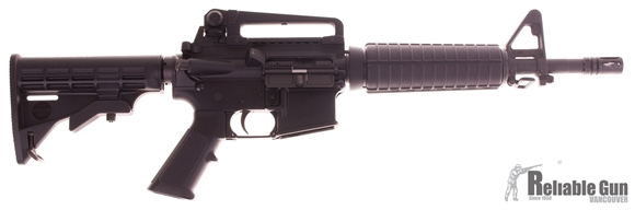 "Picture of Used Bushmaster XM15-E2S Semi-Auto 5.56mm, 11.5"" Barrel, With 3 Mags & Hard Case, Very Good Condition"