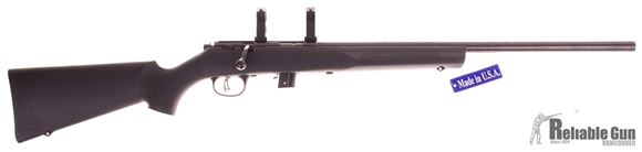 Picture of Used Marlin XT-22 Bolt-Action 22LR, Heavy Barrel, With Rings, Excellent Conidition