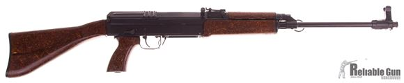 Picture of Used CZ 858-2P,Semi Auto Rifle, 7.62x39mm, 4 Magazine In Pouch, Bayonet, Cleaning Kit, Origonal Box, Good Condition.