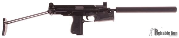"""Picture of Used BRS-99 NR 9mm Semi Auto Rifle, 18.9"""" Barrel, 2 x Mags, Original Kit, Unfired New in Bag"""