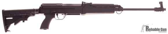 """Picture of Used CSA Vz 58 Semi-Auto 7.62x39mm, 18.6"""" Barrel, Telescoping Stock, 3 Mags, Excellent Condition"""