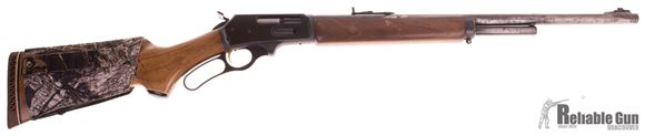 "Picture of Used Marlin 444S Lever-Action 444 Marlin, 22"" Barrel, Poor Exterior Condition, Good Bore & Internal Condition"