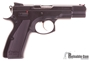 Picture of Used CZ 75 Shadow Line Semi-Auto 9mm, With 2 Mags & Original Case, Excellent Condition
