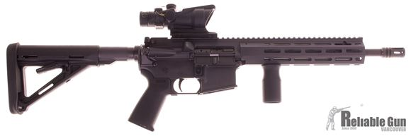 "Picture of Used Colt Diemaco MRR 11.5"" AR-15 - w/ Trijicon ACOG 4x32 Red Crosshair, 3 Mags, Case"