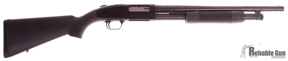 "Picture of Used Mossberg 500 Pump-Action 12ga, 3"" Chamber, 18.5"" Barrel, 6 Shot, Good Condition"