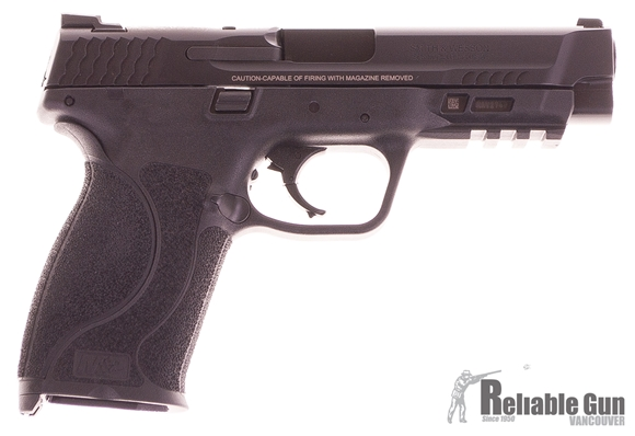 Picture of Used Smith & Wesson M&P45 2.0 Pistol - .45 Auto, 2 Mags, Original Box. Excellent Condition