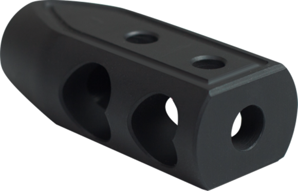 Picture of Timber Creek Outdoors AR Parts - Heart Breaker Muzzle Brake, 308/7.62, 5/8-24, Black