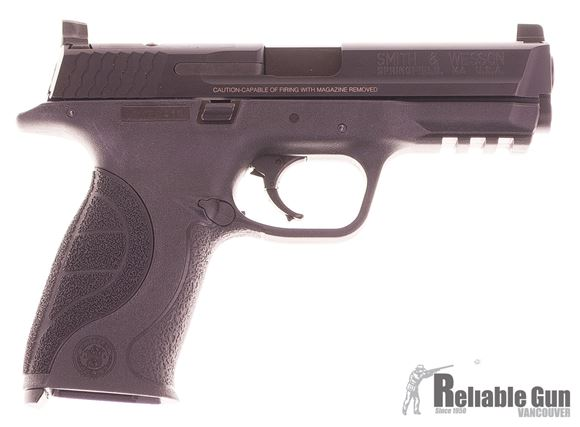 "Picture of Used Smith & Wesson M&P9 Pro C.O.R.E. Semi-Auto 9mm, 4.25"" Barrel, One Mag & Original Box, Very Good Condition"