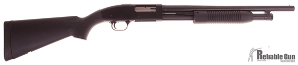 "Picture of Used Maverick 88 12 Ga 3"" Pump Action Shotgun - 18"" Barrel. Excellent condition"