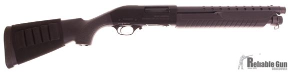 "Picture of Used Fabarm SDASS Martial Pump-Action 12ga, 3"" Chamber, 14"" Barrel, Good Condition"