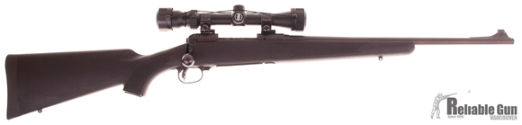 Picture of Used Savage Model 10 Scout Bolt-Action 7.62x39mm, With Bushnell 3-9x33mm Scope, One Mag, Very Good Condition
