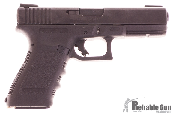 Picture of Used Glock 21SF Semi-Auto 45 ACP, WithTru-Glo Sights & Zev Trigger, 2 Mags & Original Case, Excellent Condition