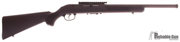 "Picture of Used Savage 64 FVSR Semi-Auto Rifle - 22 LR, 16.5"" Threaded Heavy Barrel, Picatinny Rail, Synthetic Stock, 10rd Mag, New in Box/ Salesman Sample"