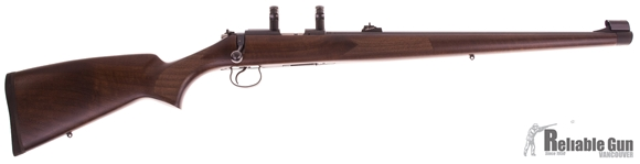 "Picture of Used CZ 455 FS Bolt-Action 22 LR, 20"", Full Length Stock, Leupold Rings, 2 Mags, Excellent Condition"