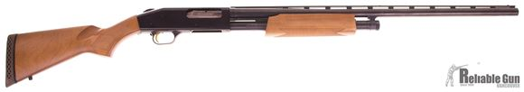 "Picture of Used Mossberg 535 12 ga Pump Action Shotgun, 28"", 3.5"", Blued Barrel, Wood Stock, 3 x Chokes, Excellent Condition"