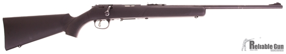 Picture of Used Marlin XT-17 17 HMR Bolt Action Rifle, Blued, Synthetic, 2 x Mags. Very Good Condition