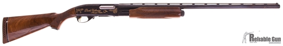 "Picture of Used Remington 870 ""DU Mississippi Edition"" Wingmaster Pump Action Shotgun, 3"",30"" Full Choke, Excellent Condition"