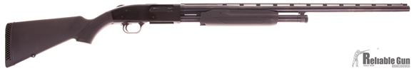 "Picture of Used Mossberg 500 Field Pump-Action 12ga, 3"" Chamber, 28"" Barrel Fixed Mod Choke, Good Condition"